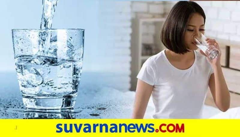 When you should drink water and how much is required for body