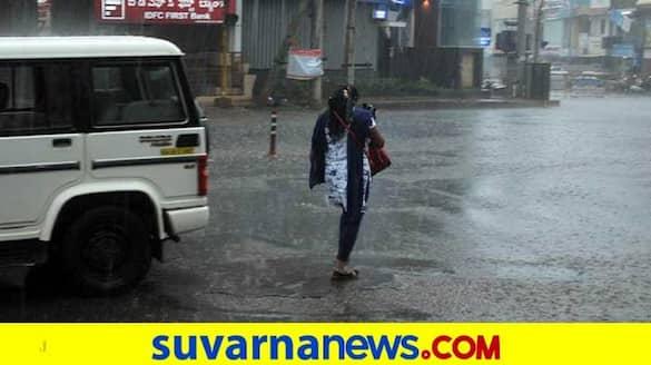 Heavy Rain at Chittapur in Kalaburagi District grg
