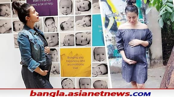 Model actress Srabanti Banerjee going to be a mother soon BRD