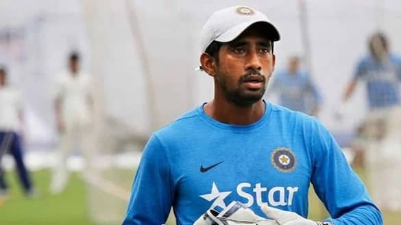 Indian Cricketer Wriddhiman Saha again Covid 19 positive spb