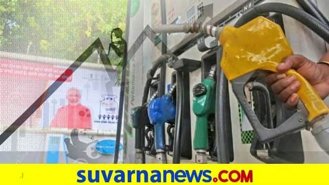 Mangaluru People Fume As Fuel Prices Near Rs 100 Mark ckm