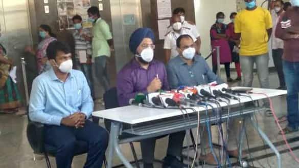 30000 corona victims home isolation in Chennai...Chennai Corporation Commissioner