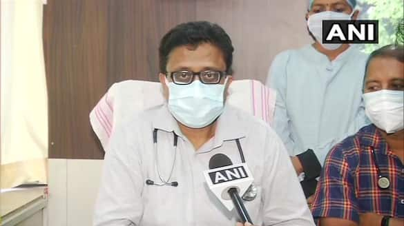 Odisha Doctor saved a 25 days old infant suffering from severe Covid 19, recovered in 20 days DHA