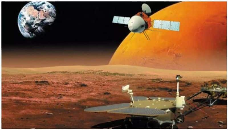 China Mars rover Zhurong makes historic landing on the red planet
