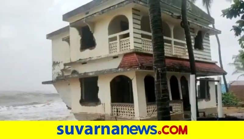 Cyclone Tauktae House Collapses Property Destroyed in Kerala dpl