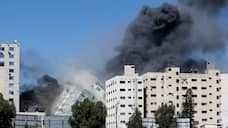 israel bombs gaza building that houses al jazeera and associated press offices