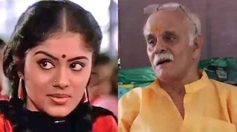 Veteran actor KD Chandran, father of Sudha Chandran, dies of a heart attack lns