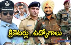 Here a list of famous Indian Cricketers Who hold Government Jobs