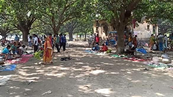 Rumors about dead bodies floating in the Ganges, buyers have not been seen in the fish market