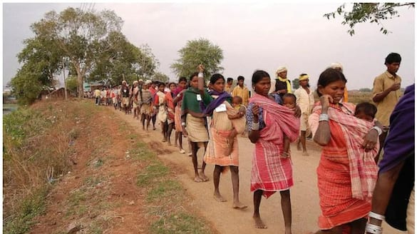 tribal groups test Covid positive in Odisha