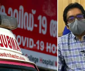 doctor says patient in Malappuram died because ventilator could not be arranged