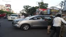 Raghurama Krishnama Raju astonshing act while mocing to Secendurabad army hospital