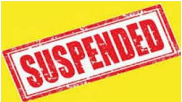 Extra marital relation with lady constable: SI Sivaprasad Reddy suspended