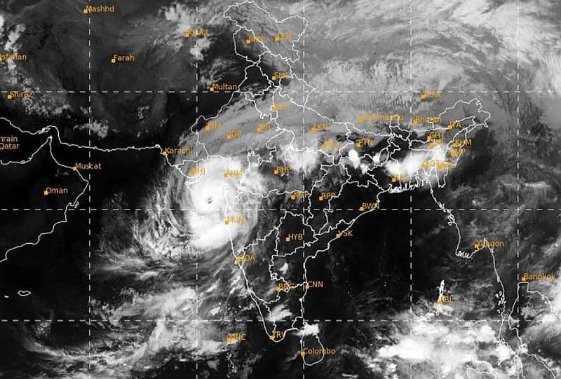 Cyclone Yaas to form around May 25 head towards West Bengal Odisha coasts