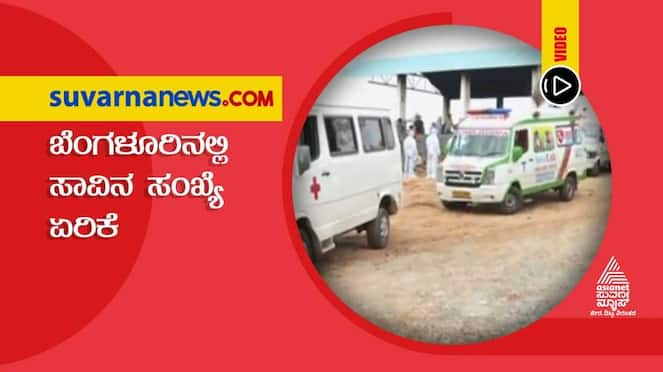 Bengaluru Spike in Covid Deaths After 5 Days hls