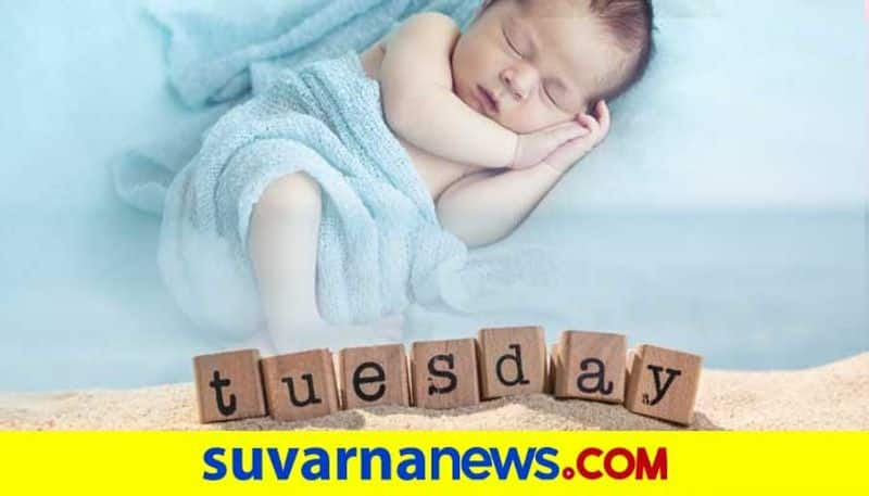 Characteristics of who born on Tuesdays are very ambitious