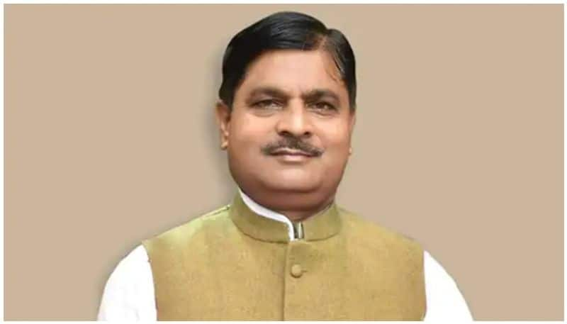 UP Minister Vijay Kashyap Dies Of Covid