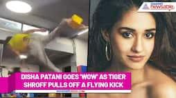 Tiger Shroff's flying kick wooes Disha Patani - gps