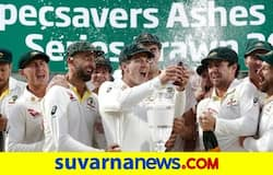 <p>Ashes Test</p>