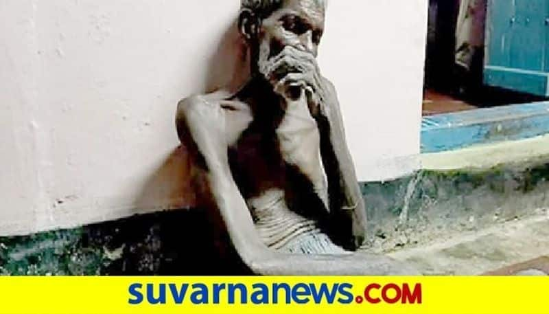 tauktae cyclone  Old Man Rescued from Kali river after 3 Days of his missing snr