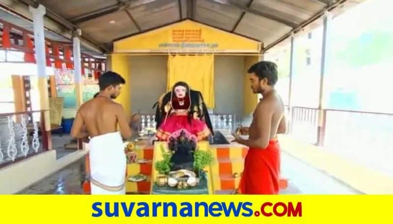 This Tamil Nadu temple got a Corona Devi idol to protect people from Covid pod