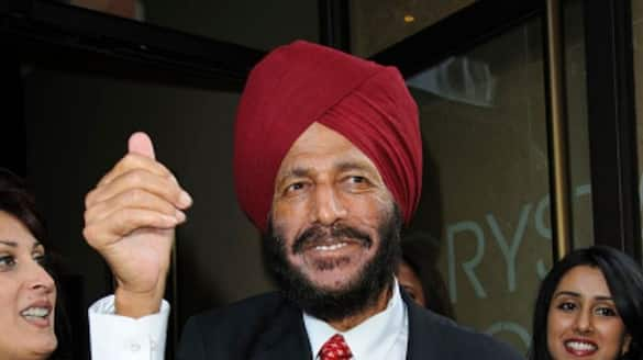 Flying sikh Milkha Singh No more, passes away at 91 due to post covid complications