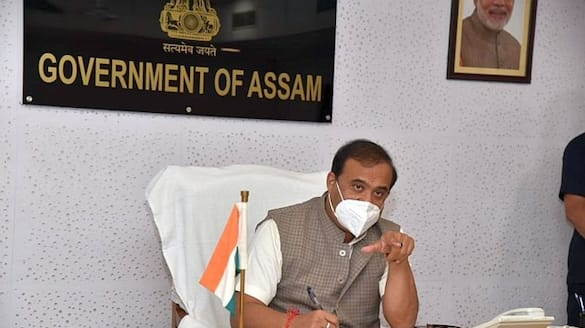 Assam CM Himanta Biswa Sarma tells minorities to control population-VPN