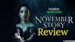 <p>November Story</p>