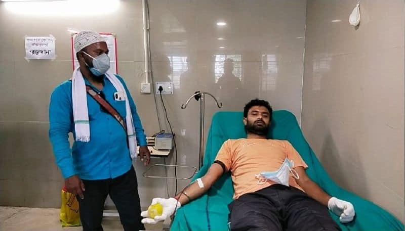 O Negative Blood has reached Kolkata from Purulia to save a life through Whatsapp Group