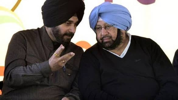 I told him then .. he will not come to terms with it .. Amrinder Singh who took part without saying his name.!