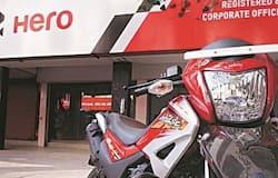 <p>hero MotoCorp</p>