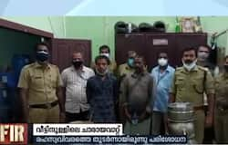 <p>two arrested for illegal liquor making</p>