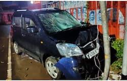 <p>car accident</p>
