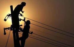 Power cut