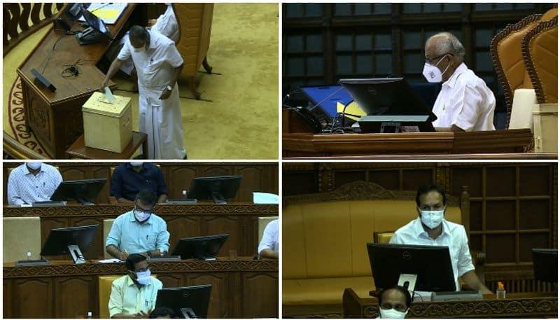 kerala assembly speaker election process begins