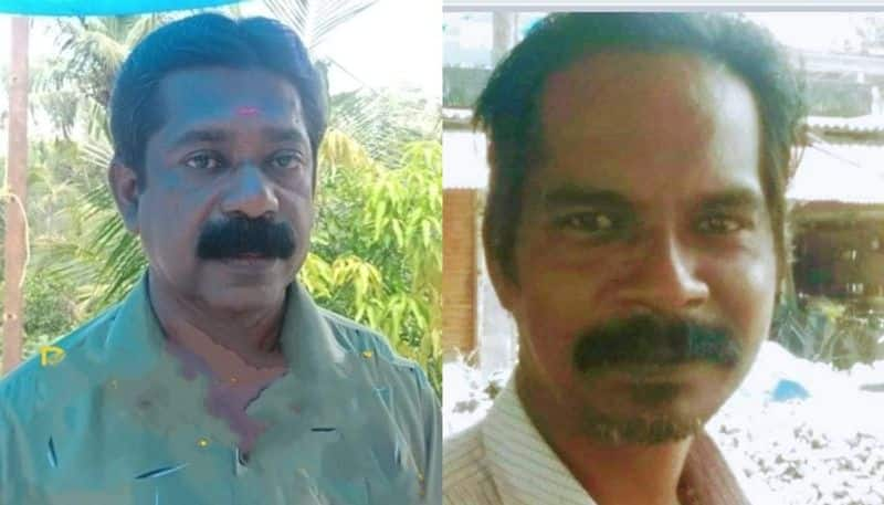 In Alappuzha, two friends were found dead in their own homes