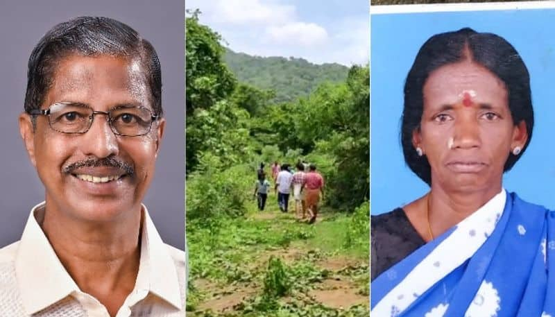 Kerala govt sanctioned 10 lakhs for family of woman killed by elephant
