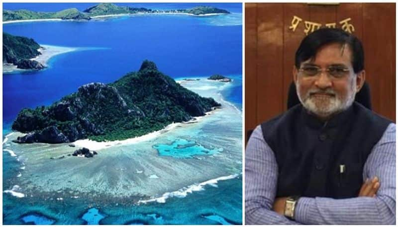 Praful Khoda Patel arrives in Lakshadweep on the 16th of this month amid protests