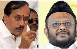 <p>H.raja and Jawahirullah</p>