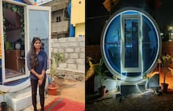 <p>Homes From Sewage Pipes</p>