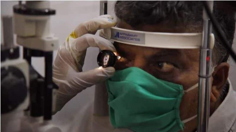 Black fungus Cases Raise in Karnataka snr