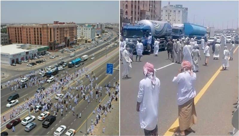 protesters arrested for attack in Sohar