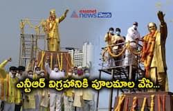 NTR Jayanthi... AP TDP Chief Atchannaidu pays tribute