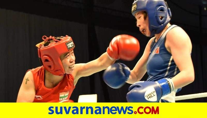 Indian Women Boxer Mary Kom enters final of Asian Boxing Championships kvn