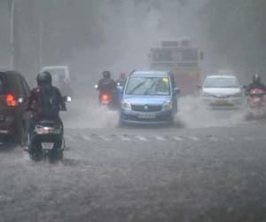 Heavy Rain fall forecast  in Kolkata and West Bengal  on 20 June RTB