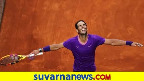 Tennis Legend Rafael Nadal thumps Sinner to enter 15th French Open quarterfinal kvn
