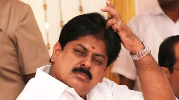 Tamil Nadu ex minister and AIADMK leader manikandan arrested