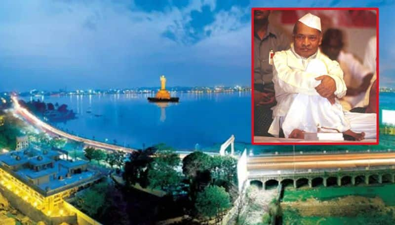 Telangana Cabinet has decided to rename the Necklace Road as PV Narasimha Rao Marg ksp