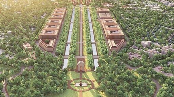 central vista project modi govt says at parliament only 22 heritage trees relocated bsm
