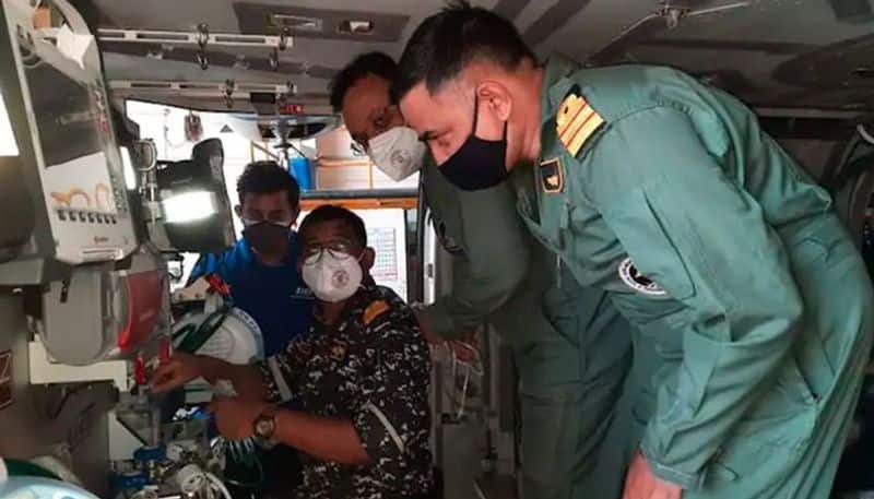 Indian navy installs medical ICU on-board Advanced Light Helicopter